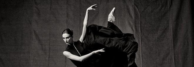 La ballerina Svetlana Zakharova, domenica a Ravello