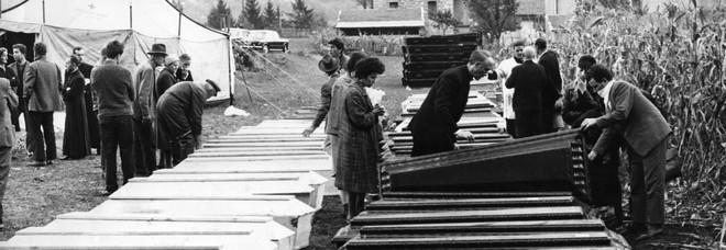 Vajont, Mattarella: «Distruzioni  e morti potevano essere evitate»