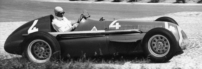 Nuvolari, Fangio e il Drake: torna il mito Alfa in Formula 1