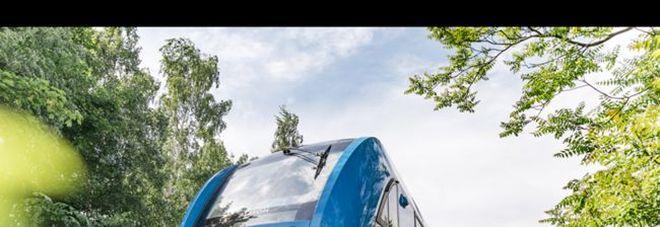 Germania, ecco il primo treno a idrogeno in servizio passeggeri