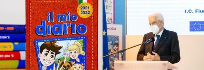 Il Mio Diario 2021-22, arriva nelle scuole d'Italia l'agenda della Polizia di Stato