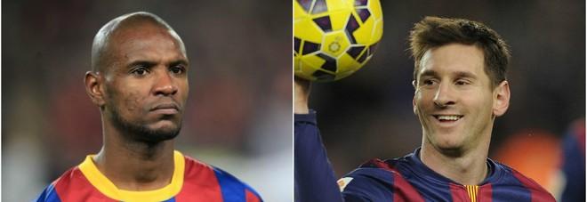 Barcellona, Abidal racconta la lotta contro il cancro: «Mandai un video, Messi mi disse di non farlo più». Poi la smentita
