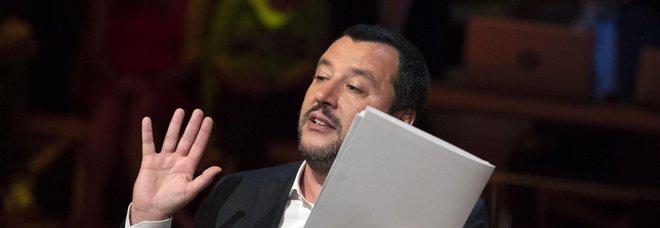 Salvini: l'obiettivo finale è uscire con 41 anni di anzianità