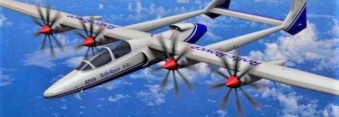 Rolls-Royce si dà all'aeronautica: via alla progettazione di aerei ibridi, ma non nel Regno Unito