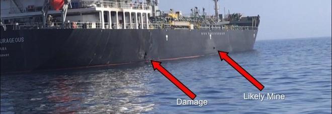 Attacco alle petroliere nel Golfo dell'Oman, Trump accusa l'Iran