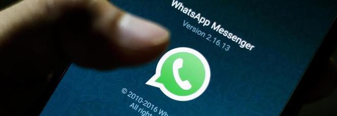WhatsApp, messaggi vocali:  registra senza premere l'icona