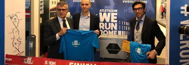 Roma, ecco la maglia ufficiale della We Run Roma: la 10 chilometri di fine anno diventa grande