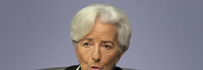 Bce: alza Qe, 120 miliardi di euro per il 2020