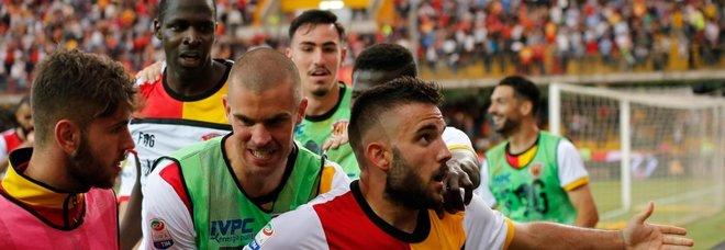 Il Benevento si congeda dal Vigorito con una vittoria: ed è festa con i tifosi