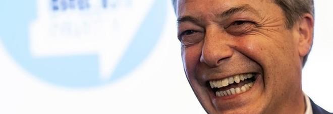 Elezioni europee 2019, Gran Bretagna: trionfo Farage al 32%, crollano i Tory