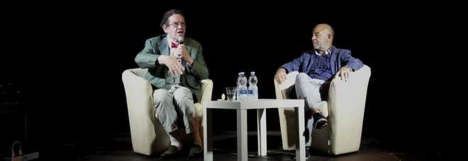Ad Acaya la lectio magistralis dello storico dell'arte Philippe Daverio