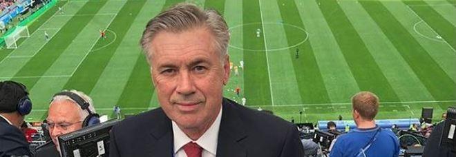 Ancelotti al Mondiale: «Sono pronto alla cerimonia d'apertura»