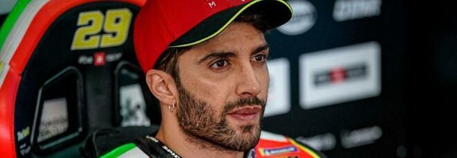 Andrea Iannone sospeso per 4 anni per doping