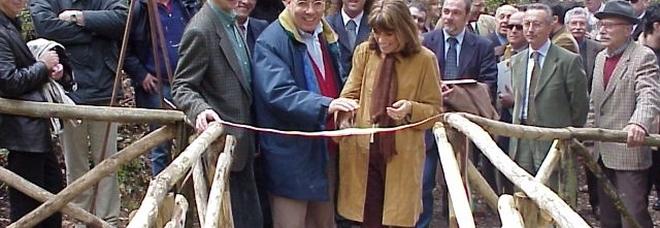 Inaugurazione di Ponte Cardona