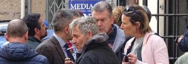 Commerciante ucciso a Viterbo, l'impronta di uno scarpone sulla testa fracassata