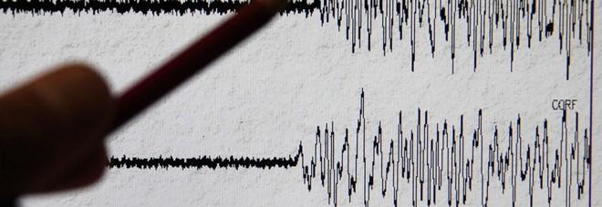 Terremoto, forte scossa nel Mar Tirreno