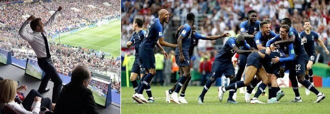 Il Mondiale si colora di bleu: la Francia batte la Croazia ed è campione del mondo