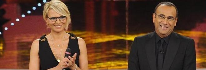 Sanremo 2017, Maria De Filippi vicina alla conduzione con Conti