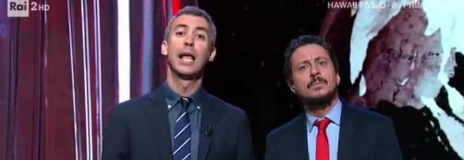 Ancelotti al Napoli, la battutaccia di Luca e Paolo scatena una bufera