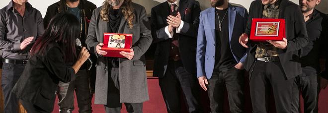 Roma Videoclip, il cinema incontra la musica: premiati Tommaso Paradiso, Noemi, Sergio Cammariere, Dolcenera e i Mokadelic