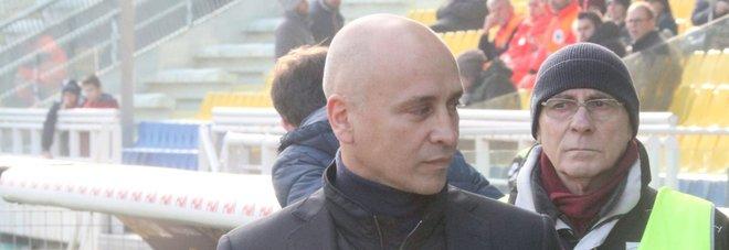 Il Novara esonera Corini. Il probabile sostituto è Di Carlo