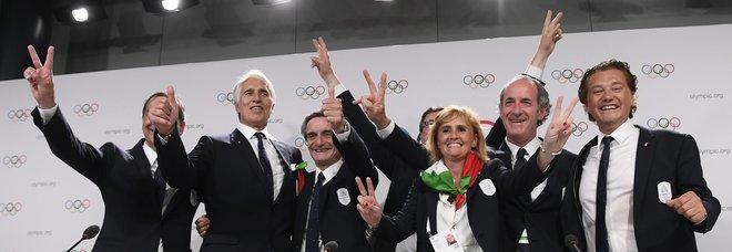 Giochi di squadra: a Milano-Cortina le Olimpiadi 2026 Video Mappa