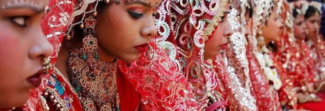Matrimonio in Bangladesh