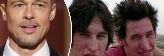 I gemelli che hanno speso 15mila dollari per assomigliare a Brad Pitt