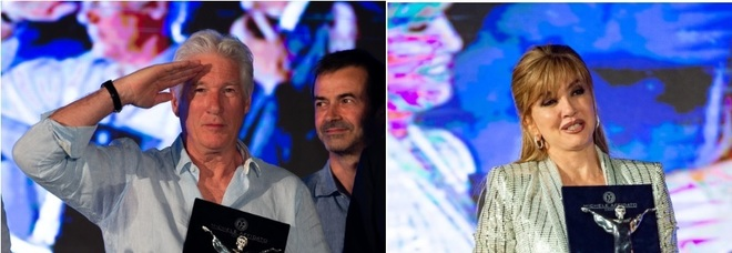 Giornate del cinema lucano: da Milly Carlucci a Richard Gere invasione Vip in Basilicata