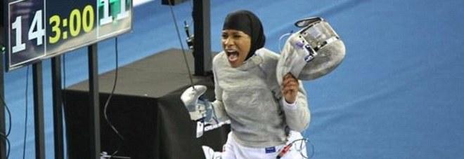 A Rio con il velo: la schermitrice Usa Ibtihaj Muhammad sarà la prima della storia