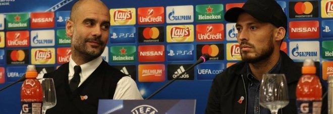 Champions, il City non si fida del Napoli Guardiola: «Sarà una sfida equilibrata»