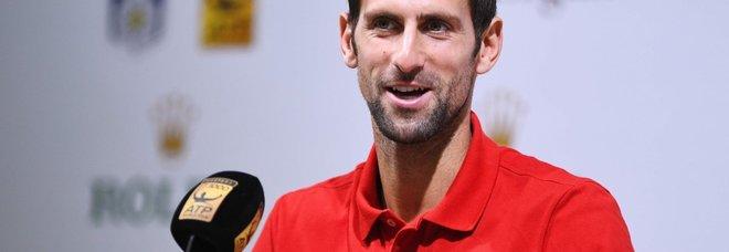 Shanghai: Djokovic avanza, stop per Thiem