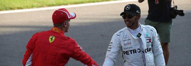 Hamilton difende Vettel: «Serve maggiore rispetto»