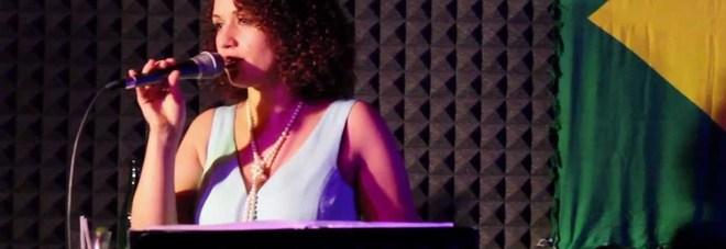 La cantante brasiliana Melissa Freire