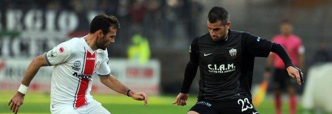 Ascoli, un guaio tira l'altro La sconfitta a Perugia arriva a tempo scaduto
