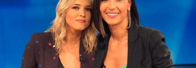 Francesca Barra a Caterina Balivo: «Con Claudio Santamaria non sono rose e fiori»