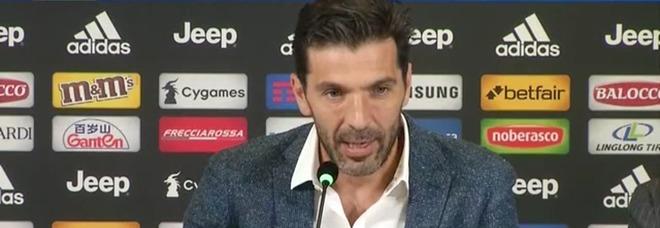 Buffon, addio Juve ma non al calcio: «Ho varie offerte». Inseguirà ancora la Champions? Live Tweet