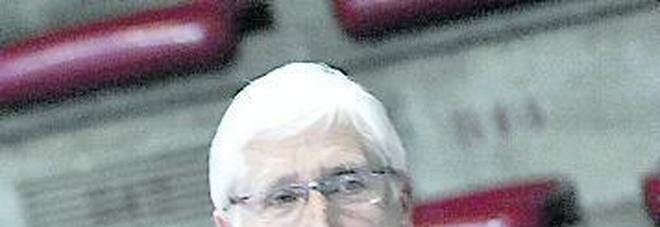 Tribuna dedicata a Volpe:  «Ha fatto grande il volley»