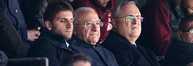 Mossa a sorpresa di Forza Italia: «Lotito candidato a Salerno»