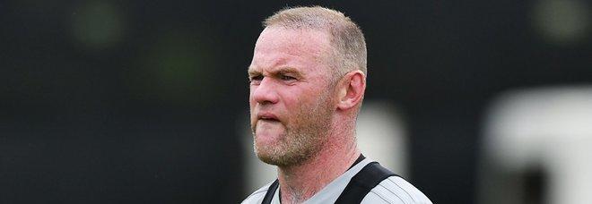 Rooney fa il tifo per l'Inghilterra: «Speriamo di vincere il Mondiale»