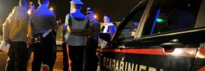 Maxi blitz a Campo Marzo: controllate 200 persone e sequestrata marijuana