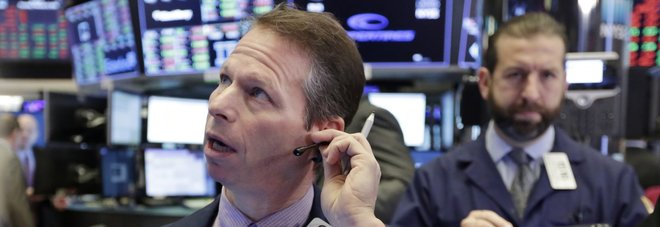 Borse asiatiche a picco sulla scia di Wall Street