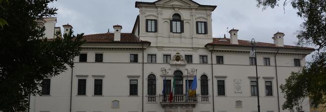 Palazzo Belgrado, sede della Provincia di Udine