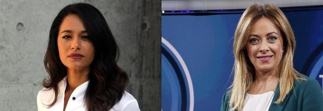 Rula Jebreal esprime solidarietà a Giorgia Meloni: «Nessuna donna deve subire minacce per le sue opinioni»