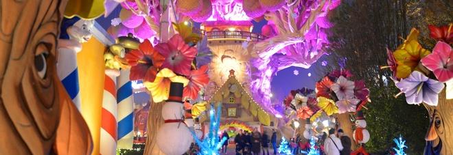 Venerdì 8 dicembre le luci del Natale si accendono con Gardaland Magic Winter: ospite lo chef Carlo Cracco