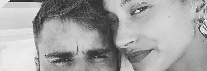 Justin Bieber e Hailey Baldwin, nozze bis blindatissime anche sui social