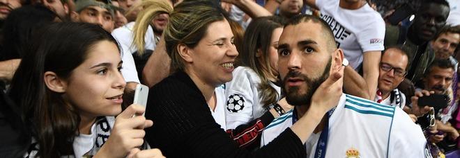 Dalla Champions League a Napoli:  i tifosi sognano Benzema e CR7