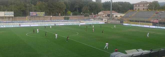 Turris ko a Viterbo e fuori dalla Coppa: tris al Rocchi, laziali agli ottavi
