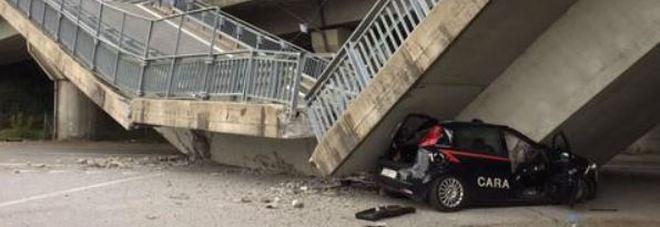 Giunti che cedono e poca manutenzione, Delrio: «È colpa del federalismo stradale»