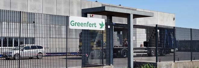 La sede della Greenfert a Granzette